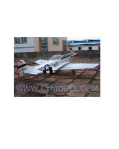 "CY Model 100cc + Gas / Petrol P51 D Mustang  ARTF 96"" CY-8015WD"