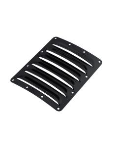 Cowl Cooling Fin 120mm x 100mm x 0.5mm Black FP3062B-B