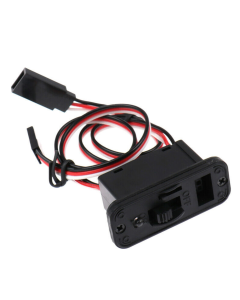 Heavy Duty On Off RC Switch with LED (Futaba)