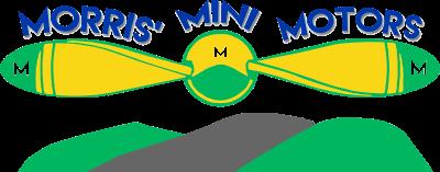 MorrisMiniMotors Logo